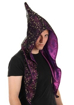 Wizard Alchemy Hood Purple