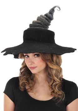Midnight Fog Heartfelted Witch Hat