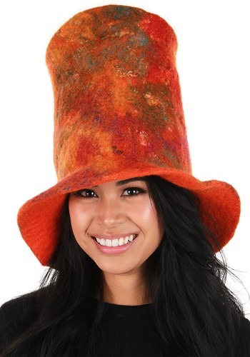 Sunburst Hatter Heartfelted Hat