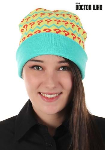 Seventh Doctor Knit Beanie