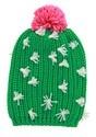 Cactus Knit Slouch Beanie Alt 2