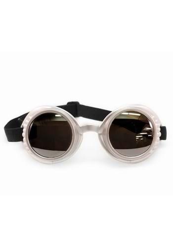 Atomic Ray Goggles Silver/Mirror
