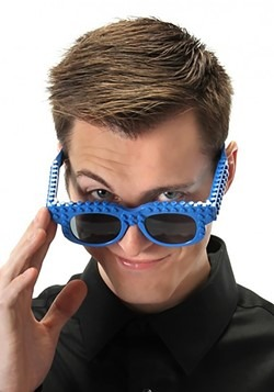 Bricky Blocks Glasses Blue