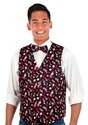 The Cat in the Hat Pattern Vest & Bow Tie Kit Alt 2