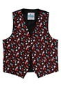 The Cat in the Hat Pattern Vest & Bow Tie Kit Alt 6