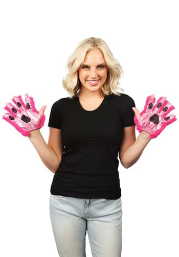 Magenta Anime Cat Fingerless Paws Update