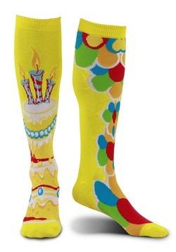 Mismatched Celebration Knee-High Socks