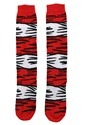The Cat in the Hat Costume Adult Socks Alt 1