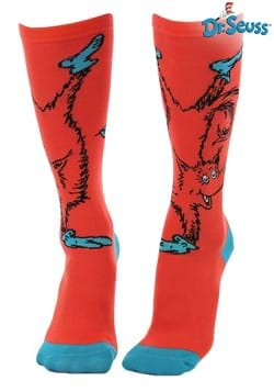 Fox in Socks Knee High Costume Socks