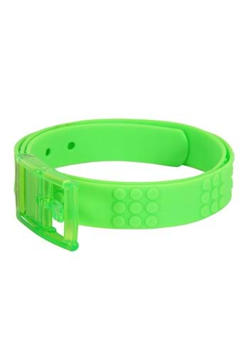 Adjustable Candy Belt Neon Green