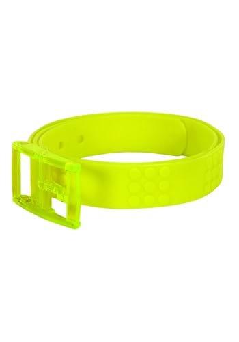Adjustable Candy Belt Neon Yellow