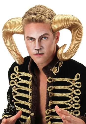 Ram Horns Gold