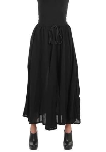 Pirate Parachute Skirt Black