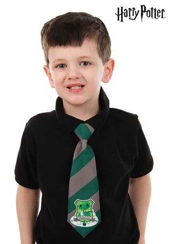 Slytherin Toddler Tie