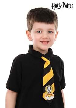 Hufflepuff Toddler Tie