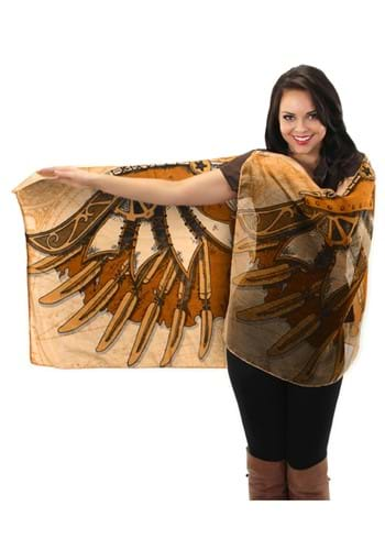 Steampunk Wings Lightweight Scarf