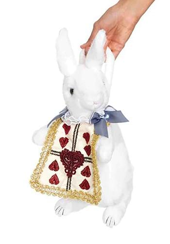 White Rabbit Purse (LEA1521-ST Leg Avenue) photo