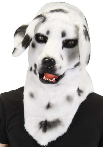Dalmatian Mouth Mover Mask