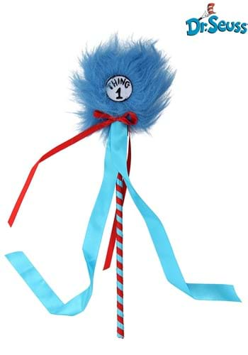 Thing 1&2 Pom Wand 1