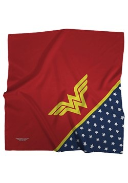 WONDER WOMAN STAR WW ICON BANDANA