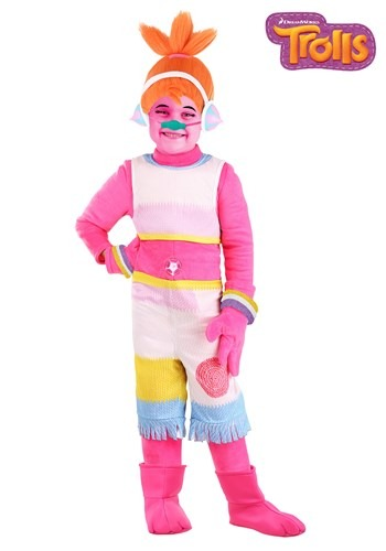 ToddlerTrolls DJ Suki Costume