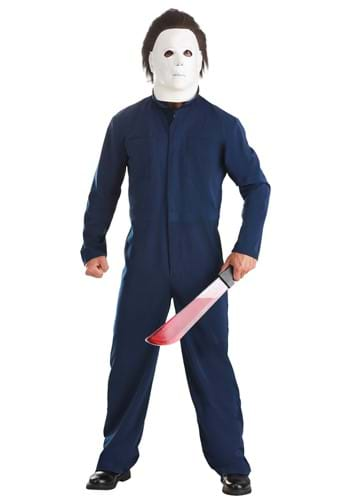 Blue Mechanic Coveralls Costume
