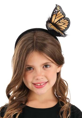 Springy Butterfly Headband Update