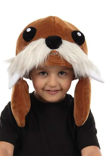 Walrus Sprazy Toy Hat