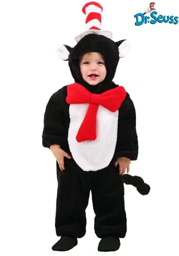 The Cat in the Hat Deluxe Costume Infant Update