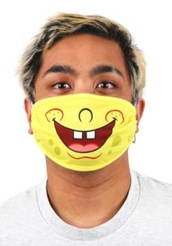 Spongebob Squarepants Face Mask
