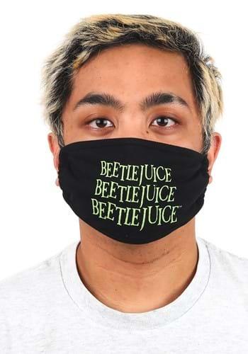Bettlejuice Face Mask