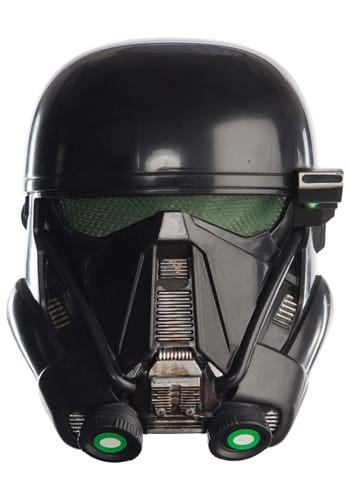 Star Wars: The Mandalorian Child Size Death Trooper 1/2 Mask