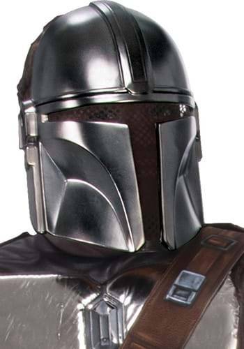 Star Wars: The Mandalorian Beskar Armor 1/2 Mask for Kids