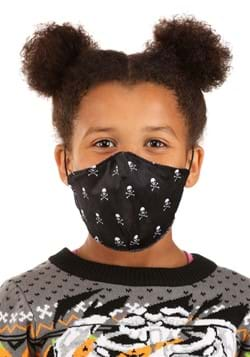 Child Pirate Sublimated Face Mask