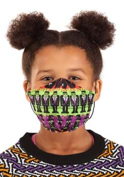 Child Monsters Sublimated Face Mask