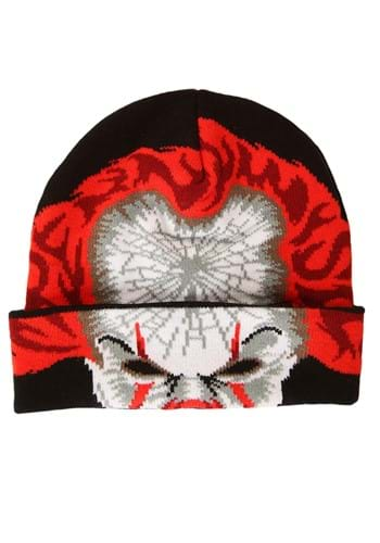 IT Pennywise Flip Down Beanie main