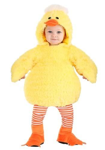 Infant Yellow Ducky Costume