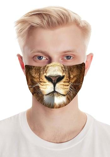 Lion Face Mask
