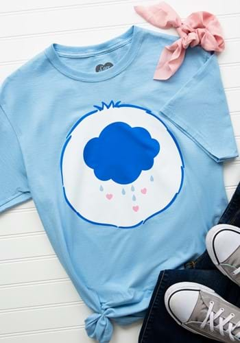 Grumpy Bear Adult Unisex Costume T-Shirt Update