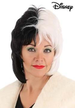Authentic 101 Dalmatians Cruella De Vil Wig