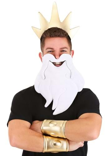 The Little Mermaid King Triton Costume Kit Update