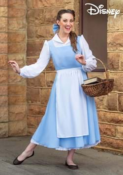 Beauty and the Beast Belle Blue Costume Dress for Women-2