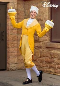 Beauty and the Beast Lumiere Costume for Adults
