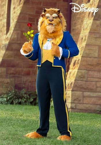 Beauty and the Beast Authentic Beast Costume for Men