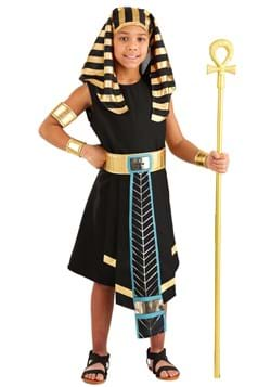 Dark Pharaoh Costume for Kids