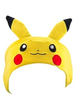 Pikachu Pokemon Headband Headphones