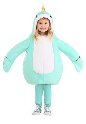 Narwhal Costume for Toddlers