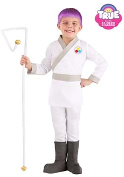 Toddler True and the Rainbow Kingdom Zee Costume