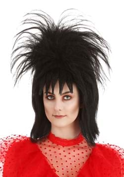 Deluxe 80s Gothic Girl Wig
