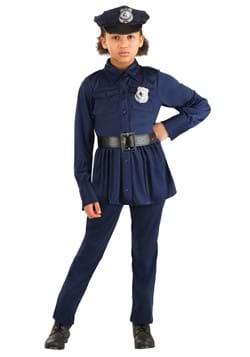 Girls Cop Pants